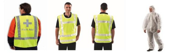 Safety Vest Coveralls